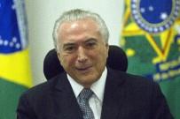 SAO PAULO - Brezilya Devlet Başkanı Hakkında Rüşvet İddiası