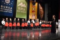 ÇOCUK KOROSU - Bursa Kent Konseyi'nden Bahar Konseri
