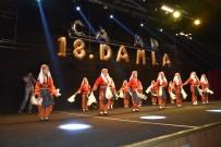 KEMAL DOKUZ - ÇAFAD'dan Dans Gösterisi