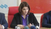 İŞ GÜVENLİĞİ - Çalışma Genel Müdürü Önder Açıklaması ''İş Kazalarında Birinciyiz' Derler Ama Aslında Öyle Bir Şey Yok'