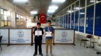 23 NİSAN ULUSAL EGEMENLİK VE ÇOCUK BAYRAMI - Çamlıca Okulları Öğrencisi 2 Turnuvada Da Birinci Oldu