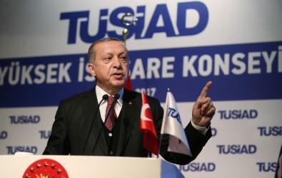 Cumhurbaşkanı Erdoğan'dan yerli araba açıklaması