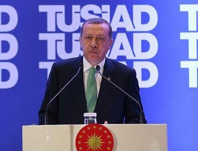 Cumhurbaşkanı Erdoğan'dan AB'ye sert mesaj
