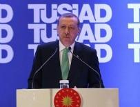YÜKSEK İSTIŞARE KONSEYI - Cumhurbaşkanı Erdoğan'dan AB'ye sert mesaj