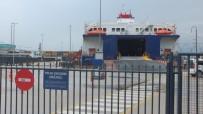 BOSTANCı - Deniz Otobüsü Seferleri İptal Edildi