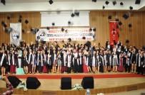 Develi Hüseyin Şahin Meslek Yüksekokulu 10'Uncu Dönem Mezunlarını Verdi