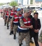 Elazığ'da PKK/KCK Operasyonu Açıklaması 17 Şüpheli Adliyeye Sevk Edildi