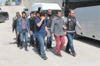 Elazığ'daki FETÖ Operasyonunda 7 Tutuklama