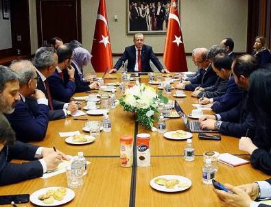 Erdoğan'ı kızdıran sözler! Zirve kısa mı sürdü?
