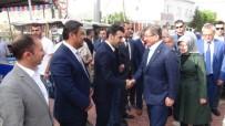 SARE DAVUTOĞLU - Eski Başbakan Ahmet Davutoğlu Hasankeyf'i Gezdi