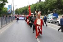 EYÜP SULTAN - Eyüp'te 19 Mayıs Gençlik Şöleni Başladı