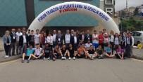 GENÇLİK VE SPOR İL MÜDÜRÜ - Forum Trabzon'dan Halk Koşusu