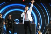 MEHTERAN TAKıMı - Gaziantep Mustafa Ceceli İle Coştu