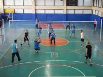 BÜYÜKDERE - Havran Kaymakamlığı Voleybol Turnuvası Yapıldı