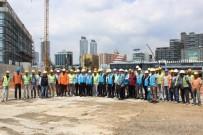 İŞ GÜVENLİĞİ - 'Hedef Sıfır İş Kazası' Projesinin İzmir Ayağı Başladı