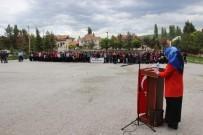 MÜZİK ÖĞRETMENİ - Hisarcık'ta 19 Mayıs Provası