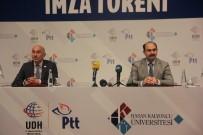 PATENT BAŞVURUSU - HKÜ İle PTT'den İş Birliği Protokolü