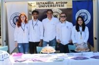 İSTANBUL AYDIN ÜNİVERSİTESİ - İAÜ Gastronomi Ekibi Gurmefest'te Hünerlerini Sergiledi