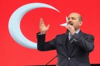 EYÜP SULTAN - İçişleri Bakanı Süleyman Soylu Açıklaması