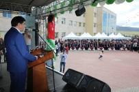 BAHAR ŞENLIKLERI - Iğdır Üniversitesinde Mezuniyet Coşkusu