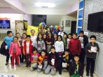 ÇOCUK GELİŞİMİ - İlkokul Öğrencileri Kütüphanede Sabahladı
