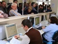 TAPU KADASTRO - İşte 1500 memur alımı başvuru şartları