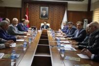 KAPADOKYA - KAP-HİB Toplantısı Vali Aktaş Başkanlığında Yapıldı