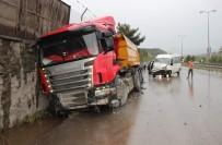 Karabük'te Trafik Kazası Açıklaması 5 Yaralı