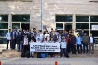 Kayapınar'da 40 Öğrenci Çanakkale Gezisine Gitti