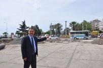 DEVRIM - Kdz. Ereğli'de Atatürk Anıtı Çevresi Düzenleniyor