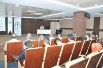 OBEZİTE - KMÜ'de Milli Tarım Politikası Ve Tarımsal Destekler Anlatıldı