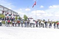 KMÜ'de Öğrenciler Hem Eğlendi Hem De Spor Yaptı