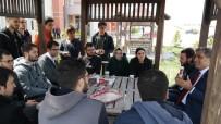 TÜRK GENÇLİĞİ - Konuk Açıklaması '19 Mayıs, Milletin İstiklal Aşkıyla Ayağa Kalktığı Gündür'