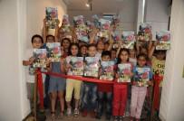 Kültür Merkezi Öğrencilerinin Yılsonu Sergisi Beğeni Topladı