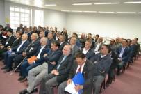 VERGİ DAİRESİ - Kulu'da Halk Toplantısı Yapıldı