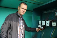 MUSTAFA VURAL - Kuyulardan 120 Bin Liralık Bakır Kablo Çalındı