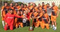 MURAT ERDOĞAN - Masterler Futbol Şampiyonası Sona Erdi
