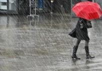 SAĞNAK YAĞMUR - 3 şehir için kuvvetli yağış uyarısı