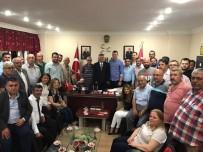 ÜLKÜCÜLER - MHP Aydın'da Halef-Seleften Birlik Ve Beraberlik Mesajları