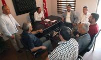 SİYASİ PARTİLER - Milas AK Parti'den MHP'ye Hayırlı Olsun Ziyareti