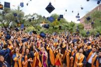 ÖĞRENCİ SAYISI - Milas'ta Üniversiteliler Kep Attı