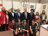 MUSTAFA SAVAŞ - Mustafa Savaş, Ankara'da Aydın Gençlik Merkezi Heyetini Ziyaret Etti