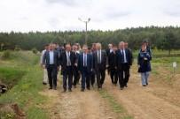KASıRGA - Muzaffer Büyükterzi'nin Adı Orman Fidanlığı'nda Yaşayacak