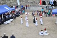 ALİ HAMZA PEHLİVAN - Müzeler Haftası Antik Roma Tiyatrosunda Kutlandı