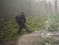 KARAAĞAÇ - O teröristler fotokapana yakalandı