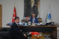 İSTANBUL VALİLİĞİ - Öksüz'den, Başkan Albayrak'a Ziyaret