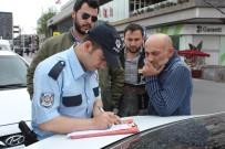 TAKSİ ŞOFÖRÜ - İstanbul'da Trafik Polisleri Kuş Uçurtmuyor
