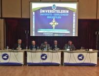 Rektör Çomaklı, 'Üniversitelerin Üniversite-İşbirliğinden Beklentileri' Sempozyumuna Katıldı