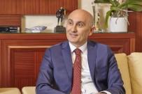 TÜRK GENÇLİĞİ - Rektör Yılmaz'ın 19 Mayıs Atatürk'ü Anma, Gençlik Ve Spor Bayramı Kutlaması