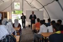 İMAM HATİP LİSESİ - Samsatlı Gençlere Spor Anlatıldı